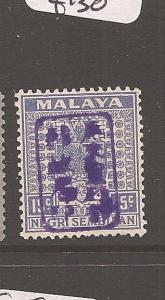 Malaya Jap Oc Negri Sembilan SG J169a MNH (6aza)