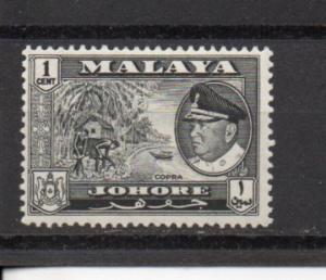 Malaya - Johore 158 MH