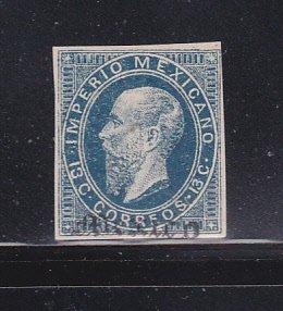 Mexico 27 MH Emperor Maximillian