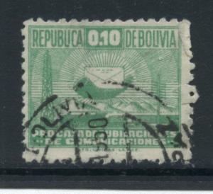 Bolivia RA8  Used