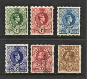 STAMP STATION PERTH Swaziland #6 Mint /  Used  Stamps - Unchecked