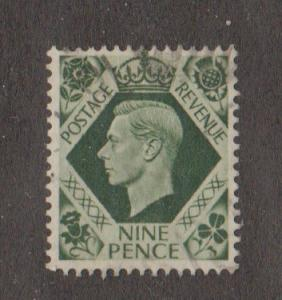 Great Britain #246 Used
