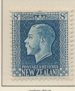 New Zealand Stamp Scott #156, Mint Hinged - Free U.S. Shipping, Free Worldwid...