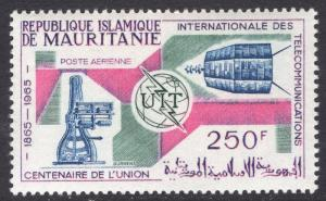 MAURITANIA SCOTT C41