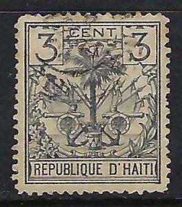 Haiti 28 VFU Y088