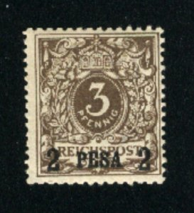 German East Africa #1   Mint  1893  PD