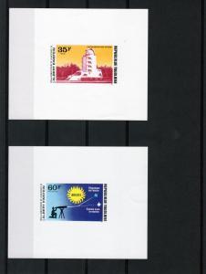 Togo 1999 100th.Ann.A. EINSTEIN 6 DELUXE S/S Sc#1021/2C380/3