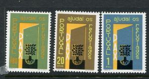 Portugal #948-50 Mint