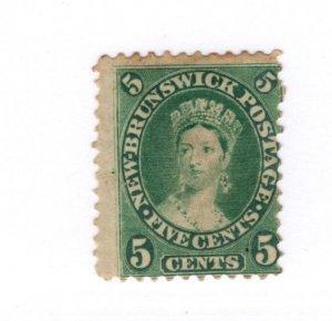 New Brunswick #8 MNH - Stamp - CAT VALUE $7.50
