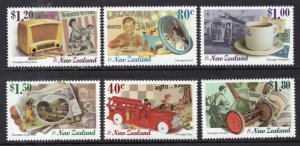 New Zealand 1579-1584 MNH VF