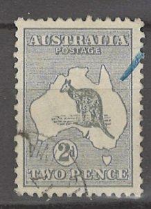COLLECTION LOT # 3015 AUSTRALIA #45 1915 CV=$10.50