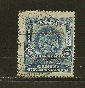 Mexico 297 Coat of Arms Used
