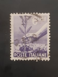 *Italy #472A                Used