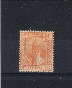 Malaysia - Perak 1939 4c MH
