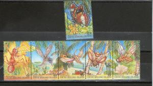 Cocos Islands 302-303 MNH .