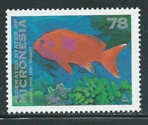 Micronesia 222 1996 78c Fish single MNH