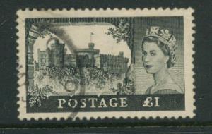 Great Britain QE II  SG 539  VFU  Waterlow printing