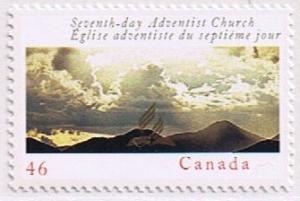Canada Mint VF-NH #1858 Seventh-Day Adventist Church