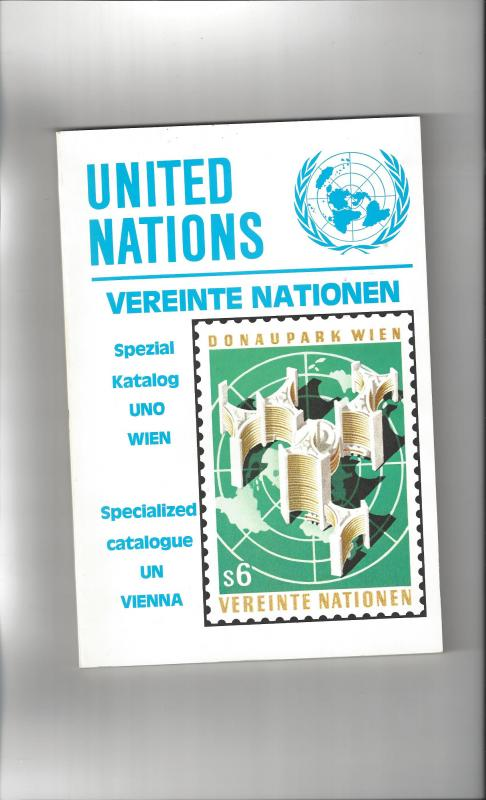 United Nations Vereinte Nationen Specialized Catalog 1981 Lindner