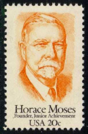 US #2095 Horace Moses; MNH (0.45)