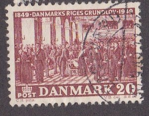 Denmark # 315, Legislative Assembly, 1/2 Cat.