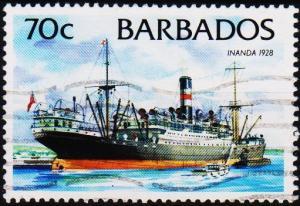 Barbados. 1994 70c S.G.1083 Fine Used