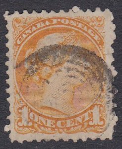 Canada Sc #35a Used