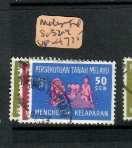 MALAYA MALAYA FEDERATION  (P1305BB)  SG 32-4   VFU