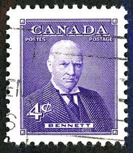 Canada #357 Used