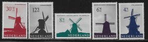 NETHERLANDS SC# B373-77  FVF/MOG 1963