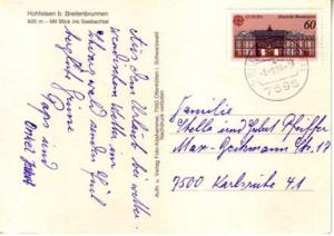 Germany Post-1950, Europa