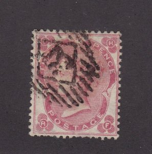 GB Scott # 37 F-VF used neat cancel with nice color cv $ 300 ! see pic !