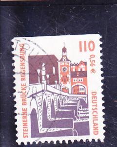 Germany  Scott#  1666  Used