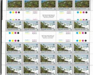 Pitcairn Is. 199-202 MNH cpl. set x 40, vf. 2022 CV $ 54.00