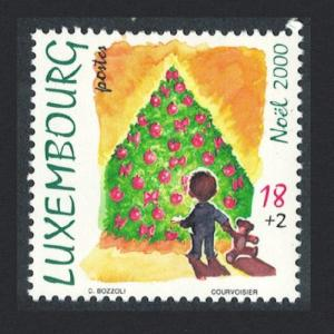 Luxembourg Christmas 1v issue 2000 SG#1549