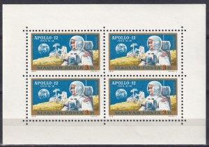 Hungary #C304 MNH Mini-Sheet  (Z4040)