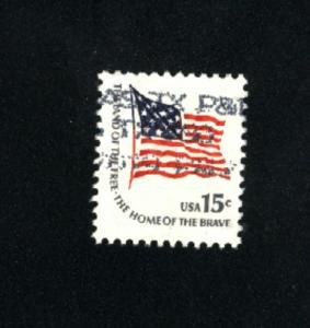 USA #1596  3  used 1975-81 PD .08