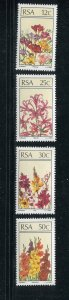 South Africa #656-9 MNH  - Make Me A Reasonable Offer