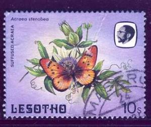 Lesotho 1984; Sc. # 428; O/Used Single Stamp