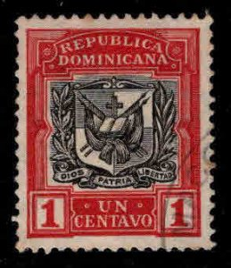 Dominican Republic Scott 173 Used coat of arms stamp