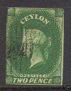 Ceylon #4 Used