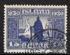 Iceland 156 used 2013 SCV $13.50 - see note below