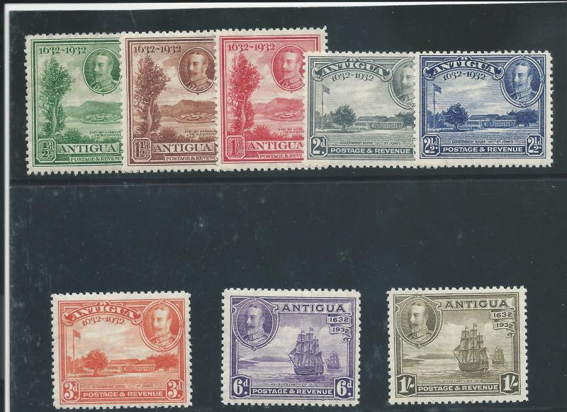 Antigua 67-74 LH