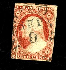 11 Used Fine Preprinting Fold