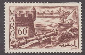 Fr Morocco 160a  Ramparts of Sale 1939