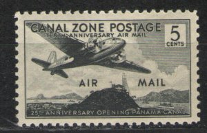 Canal Zone 1939 Sc# C15 MNH VG/F - 1939 CZ air mail