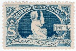 (I.B) Sweden Cinderella : Gothenburg Charity Fund (Children)