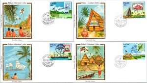 Palau, Worldwide First Day Cover