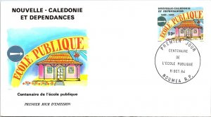 New Caledonia, Worldwide First Day Cover