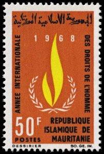 Mauritania - Scott 245 - Mint-Never-Hinged